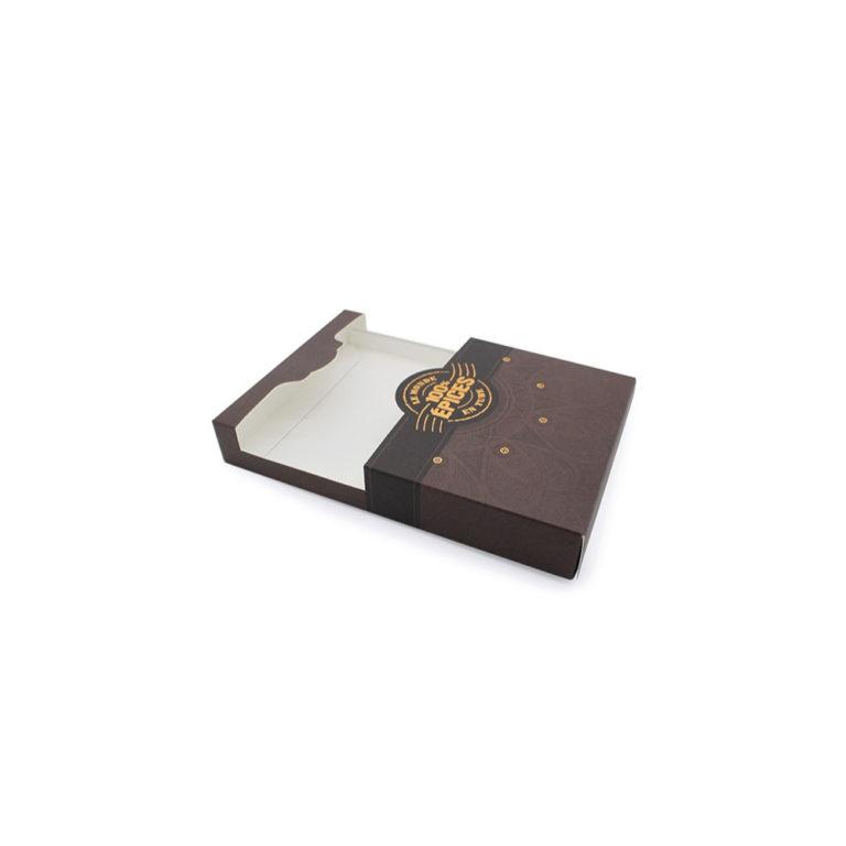 Boîte vide cartonnée 5 tubes Excellence Alchimie - CB5