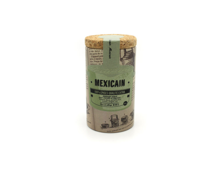 Mexicain - JC09