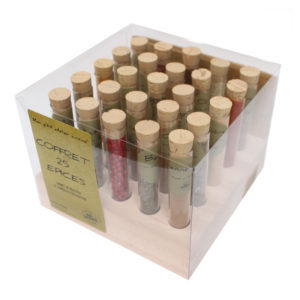 Coffret 25 mini tubes - MP25
